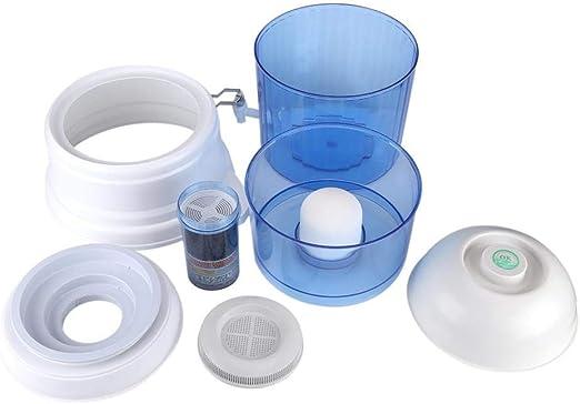 OKBY 16L Purificador de Agua-Purificador de Agua Cerámica Carbono Mineral Purificar Dispensador de Filtro Sistema de filtración: Amazon.es: Hogar