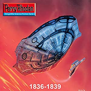 Edition Thoregon: Perry Rhodan 1836-1839 Hörbuch