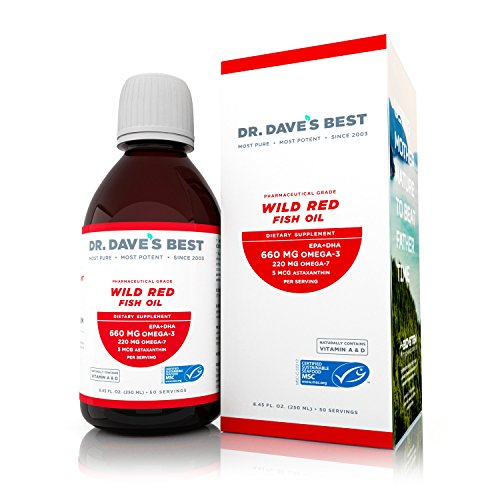 Dr dave 39 s best omega 3 wild red liquid fish oil for Dr oz fish oil