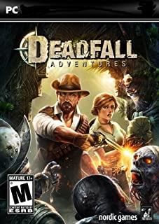 Deadfall Adventures [Online Game Code] (B00FMCOQWY) | Amazon Products