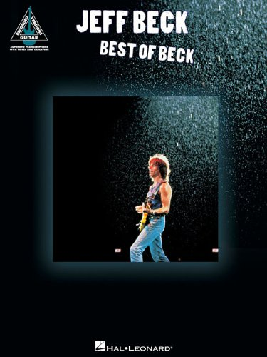 Jeff Beck - The Best Of Beck (Guitar Recorded Versions)