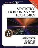 Statistics for Business and Economics 9780324658378