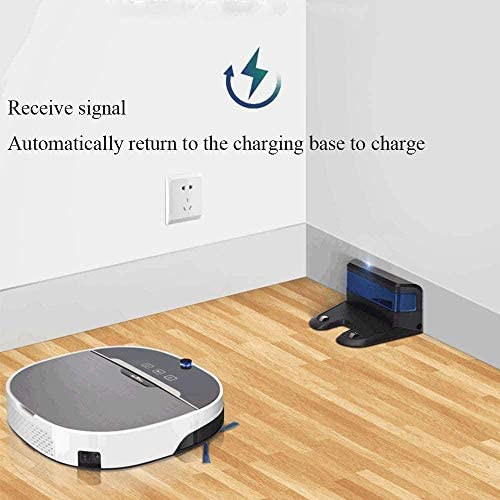 SUYING Intelligent Robot Balayer Mobile App Aspirateur à Distance Automatique Balayer et en Faisant Glisser balayeuses Robot Y-8 jianyu DYWFN