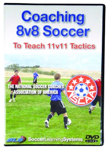 To Teach 11v11 Tactics DVD ()