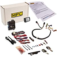 MPC Deluxe 2-Way Plug In Remote Starter for Select Chrysler Dodge Jeep [2008 & Up] - Includes T-Harness To Simplify Installation