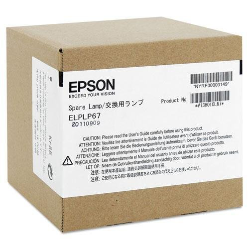 EPSV13H010L67 - ELPLP67 Replacement Lamp for - Elplp67 Epson Replacement