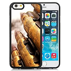New Personalized Custom Designed For iPhone 6 4.7 Inch TPU Phone Case For Bullets Phone Case Cover
