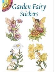 Garden Fairy Stickers