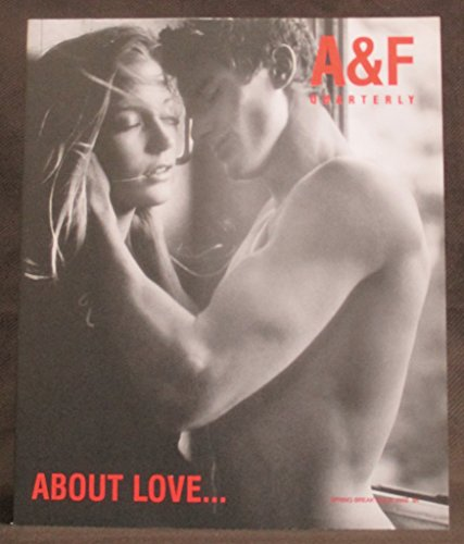 A & F Quarterly Abercrombie & Fitch Spring Break Issue, used for sale  Delivered anywhere in USA