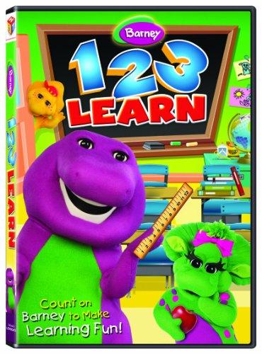 - Barney: 1 2 3 Learn