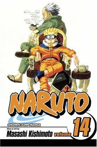 Amazon.com: Naruto, Vol. 14: Hokage vs. Hokage!! (Naruto ...