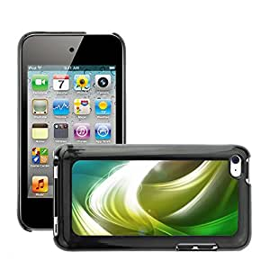 Super Stellar Slim PC Hard Case Cover Skin Armor Shell Protection // M00052892 lightplay 1 by green deadpxl // Apple iPod Touch 4 4G 4th