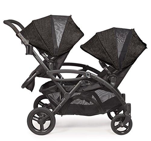 Contours Options Elite Tandem Double Stroller, Carbon by Contours (Image #4)