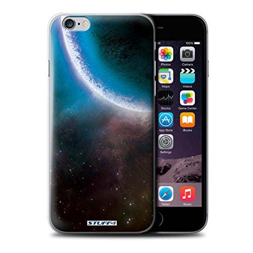 Carcasa/Funda STUFF4 dura para el Samsung Galaxy S Duos 2/S7582 / serie: Espacio/cosmos - Planeta amarillo Blu eclissi
