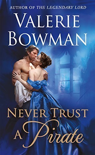 book cover of Never Trust a Pirate