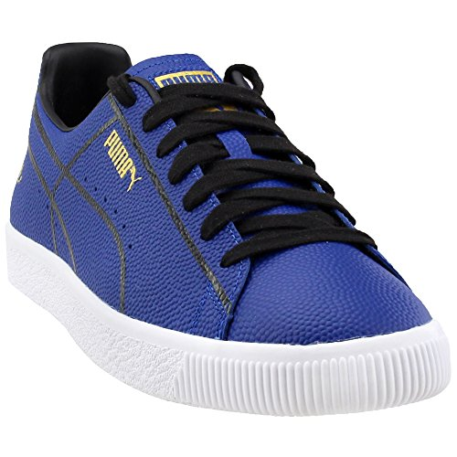 PUMA Men's Clyde Bball Madness Limoges 14 D US by PUMA (Image #7)