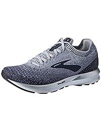 Brooks Women's Levitate 2 Running Shoe (BRK-120279 1B 4083390 9 (178) Gry/EBO/WHT)