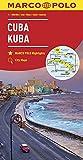 MARCO POLO Länderkarte Kuba 1:1 000 000: Wegenkaart 1:1 000 000 (MARCO POLO Länderkarten)