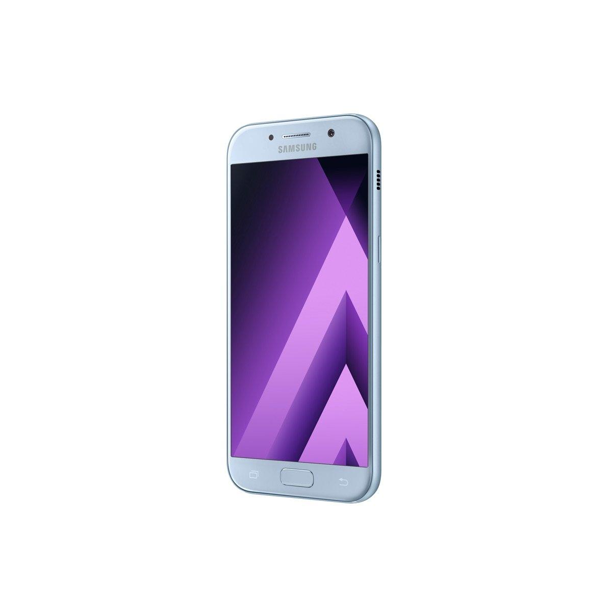 Promo Cell Phones Smartphones Samsung Galaxy A5 Gold 32gb Epicdeal Balmer B7889m Ss Jam Tangan Pria Silver Hitam A7 2017 Factory Unlocked Sm A720f
