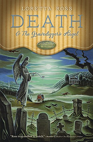 Death & the Gravedigger's Angel (An Auction Block Mystery)