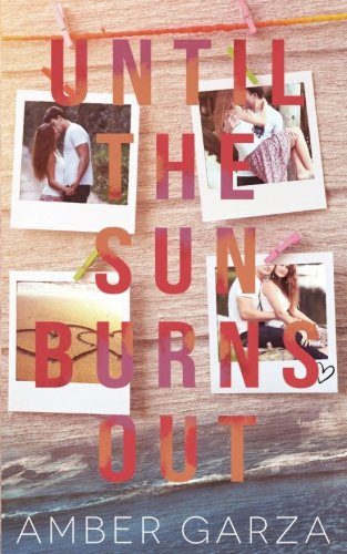 book cover of Until the Sun Burns Out