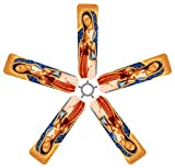 Fan Blade Designs Our Lady of Guadalupe Ceiling Fan Blade Covers