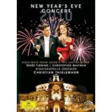 RENEE FLEMING - NEW YEARS EVE CONCERT-DVD