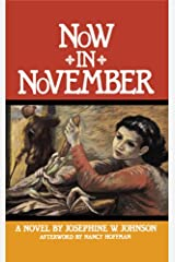 Now in November Kindle Edition