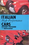 img - for Italian High Performance Cars book / textbook / text book