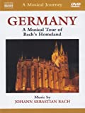 Naxos Scenic Musical Journeys Germany A Musical Tour of Bach's Homeland