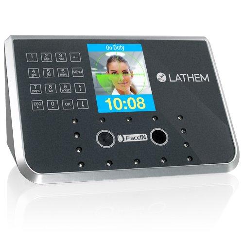 Lathem FR650 FaceIN Facial Recognition Attendance System
