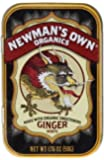 Newman's Own Organics Organic Ginger Mints - 1.76 Ounces