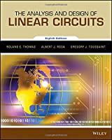 The Analysis and Design of Linear Circuits, Binder Ready Version, 8th Edition Front Cover