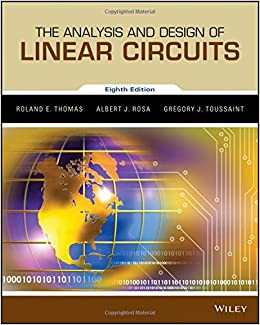 Buy The Analysis and Design of Linear Circuits Book Online at Low ...