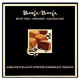Booja Booja Dairy Free Around Midnight Espresso Chocolate Truffles - 104g
