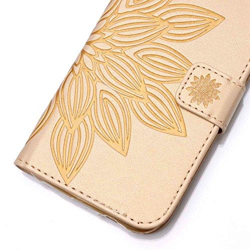 PU Carcasa de silicona teléfono móvil Painted PC Case Cover Carcasa Funda De Piel Caso de Shell cubierta para smartphone (Samsung Galaxy S5Mini (4,5pulgadas) + Polvo Conector marrón 13 3