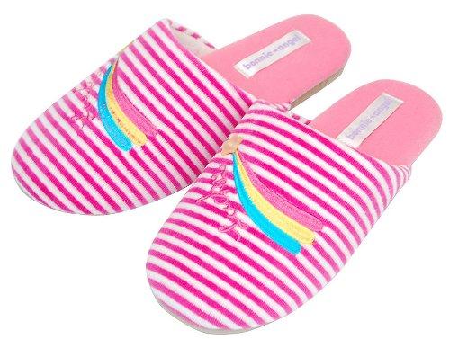Les chaussons mignon ange Meteor rose pantoufles ? porter [714 200 chambres pour les femmes de taille ajustable] pantoufles Japon (Japon ? l'importation)