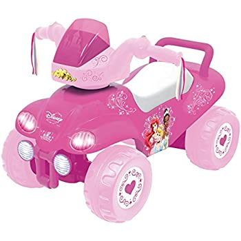 Kiddieland Toys Princess ATV Ride On, One Size