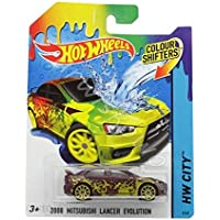 Hot wheels. Auto zmieniajÄce kolor Torque Twister