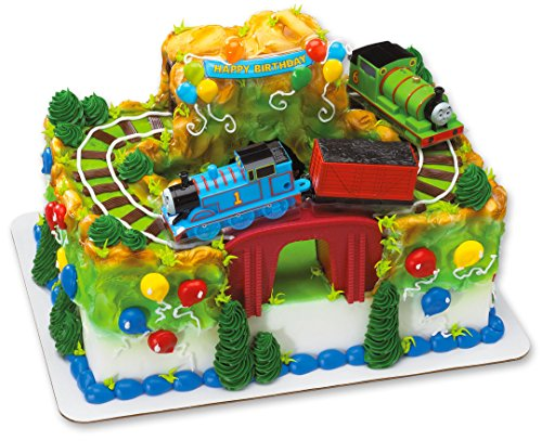 Thomas Food - DecoPac Thomas and Percy Deco Set