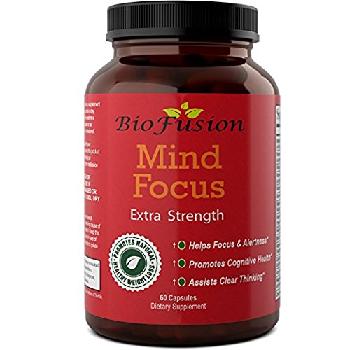 Mind Health Supplement Adults Performance
