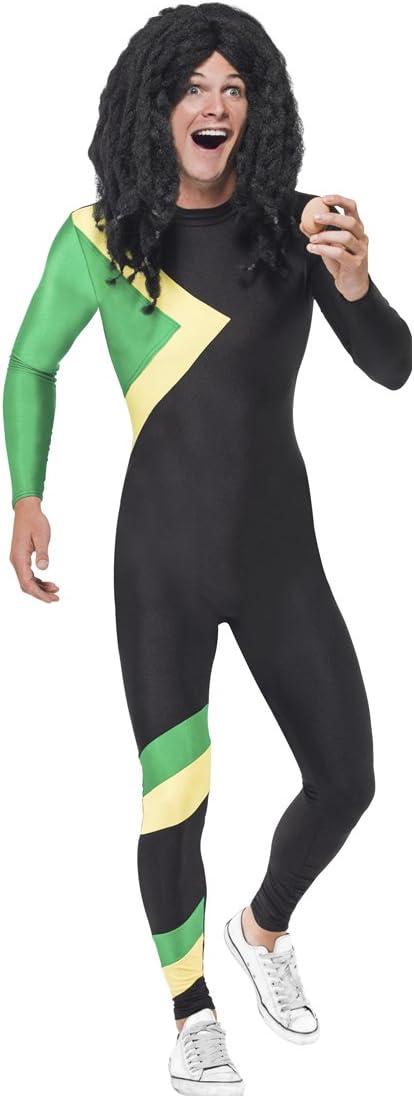 NET TOYS Disfraz Cool Runnings - M (ES 48/50) | Jamaican ...