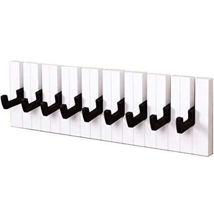 HOJHJKK Gancho para Piano 9 Gancho Porche Colgante de Pared ...