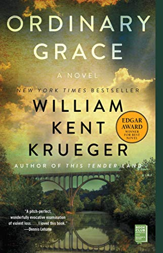 Ordinary Grace (Best Detective Novels 2019)