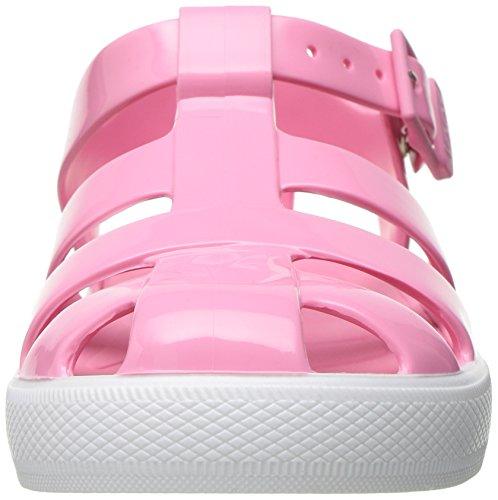 IGOR Tenis Solid, Sandalia con Pulsera Unisex Niños Rosa (Pink)