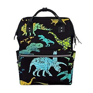 Diaper Bag Mummy Dad Tote Backpack Travel School Boy Girl Large