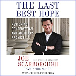 The Last Best Hope Audiobook