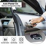 Aigital Bluetooth Car Speaker Hands Free Kit Auto