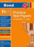 Bond CEM Style 11+ Practice Test Papers 2 All questions