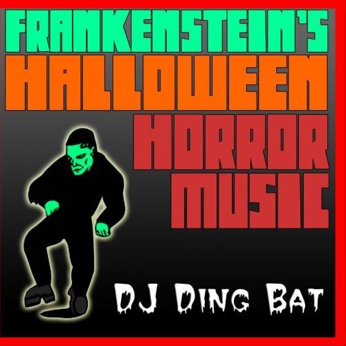 Frankenstein's Halloween Horror Music -